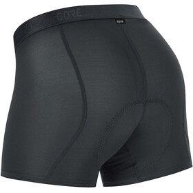 GORE WEAR C3 Base Layer Zwemboxers Dames, black